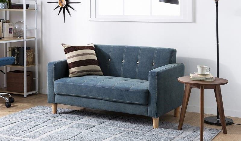 :心地よいカジュアルテイストのソファー