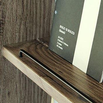薄型壁面ラック トイコス TXS−1945 BR