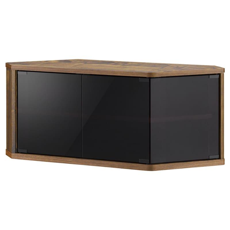 ラシーヌロジック TV台RCA−870LG  ブラウン:TV台