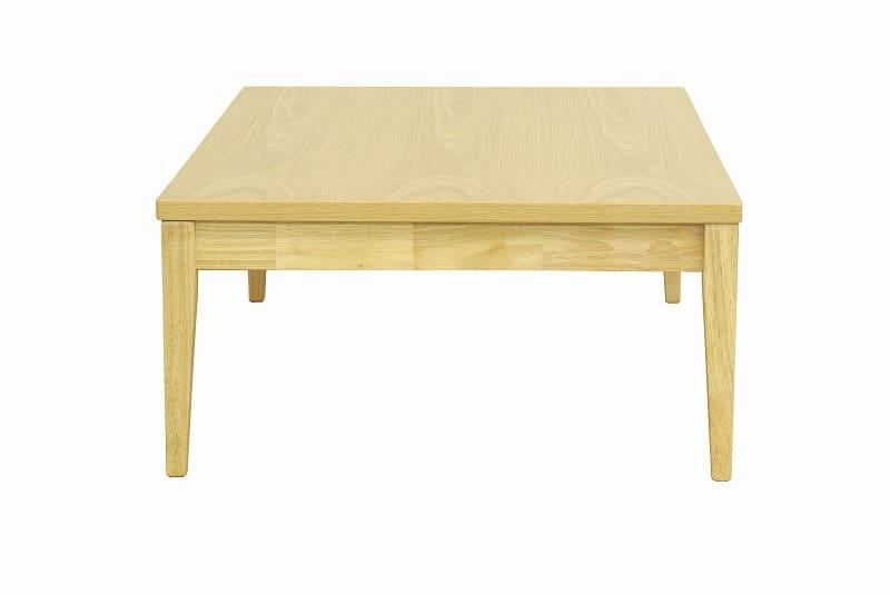 折れ脚テーブル ナチュラルモダン NT−1275NA