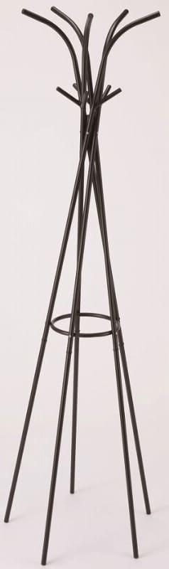 スチールポールハンガー ポラール ND‐9213ブラック
