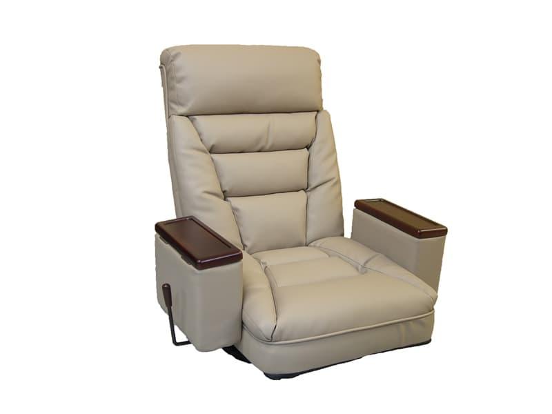ガス圧式肘付回転座椅子 アリオン�U LBR