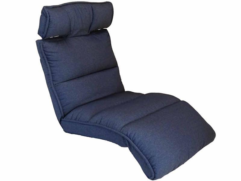 リラックス座椅子 FRエテルナ DENIM BLUE