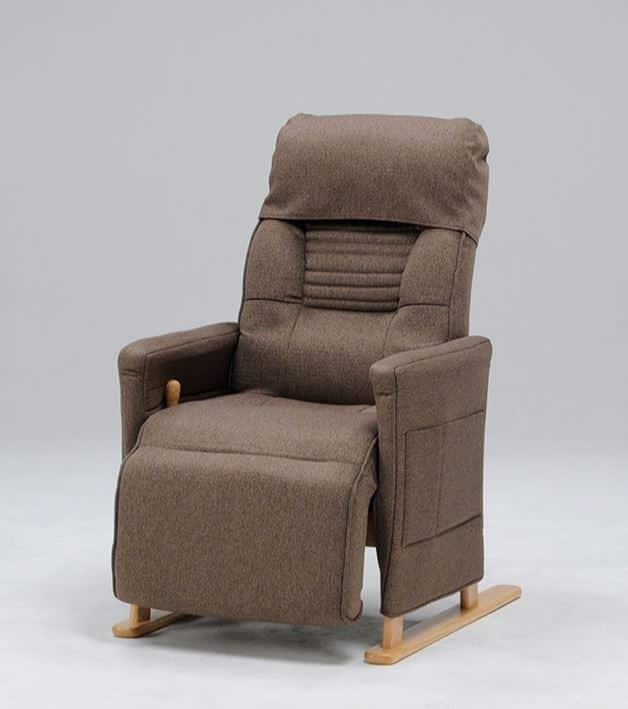 高座椅子 ANZU BR