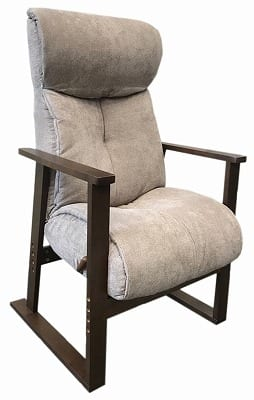 TVが見やすいガス式高座椅子 GLH−ハンナ BEベージュ