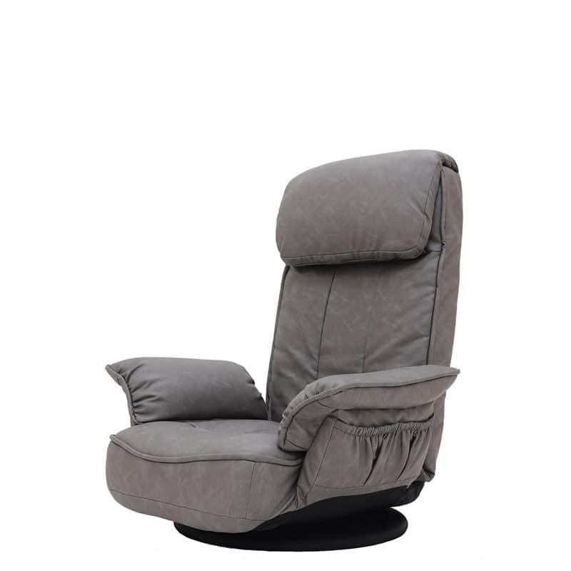 ALBA 肘付回転座椅子 GY 83−961