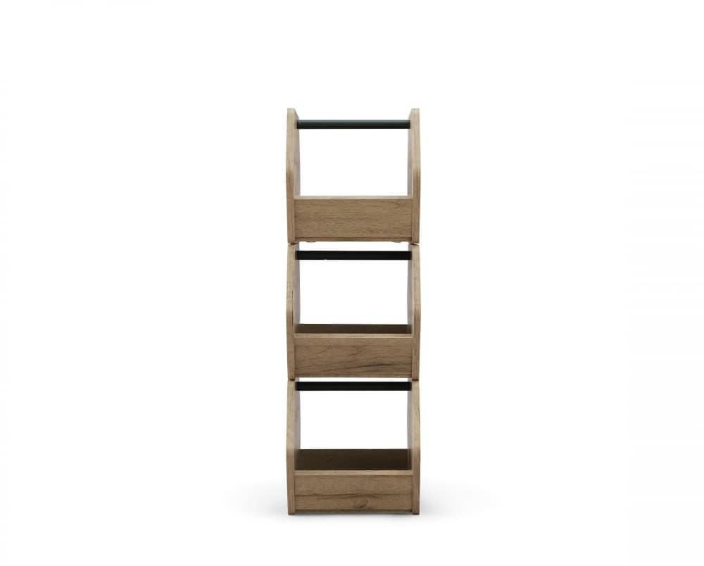 アイアンウッド ボックス 3個セットIWB3−222:「ワンルームでもお部屋が広く使える」をコンセプト