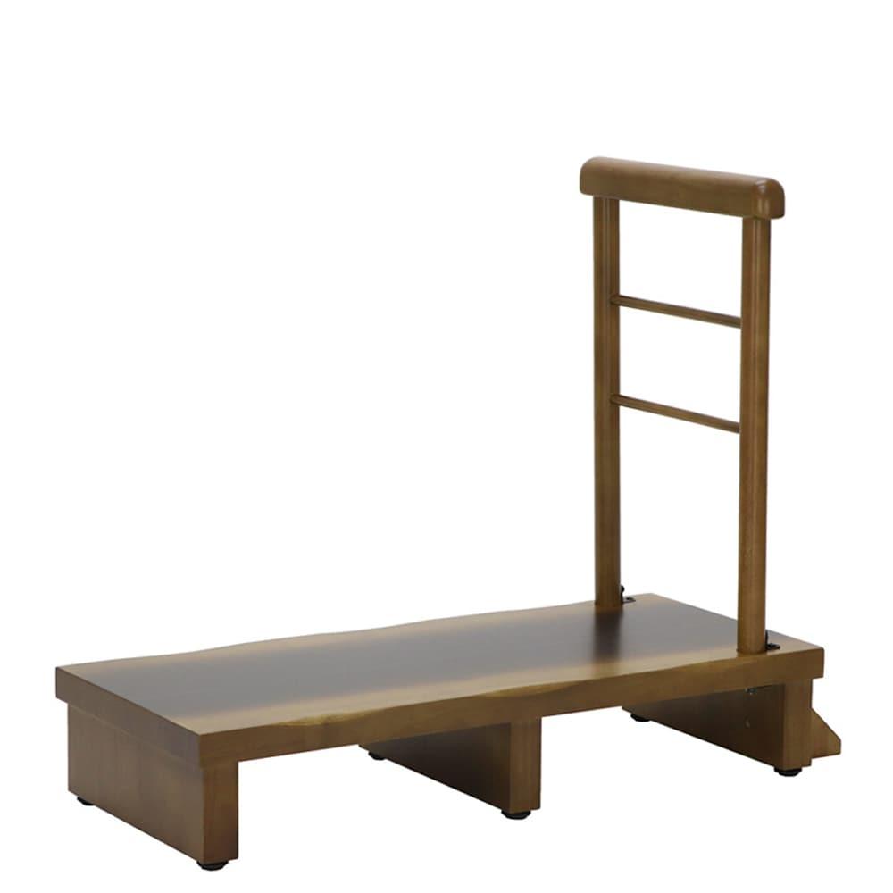 睡蓮 手すり付玄関台90幅 74−117