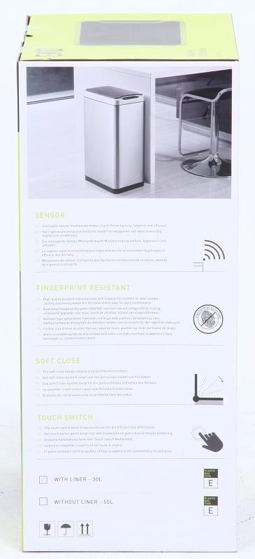 EKOキューブ ダストビン センサー付30L