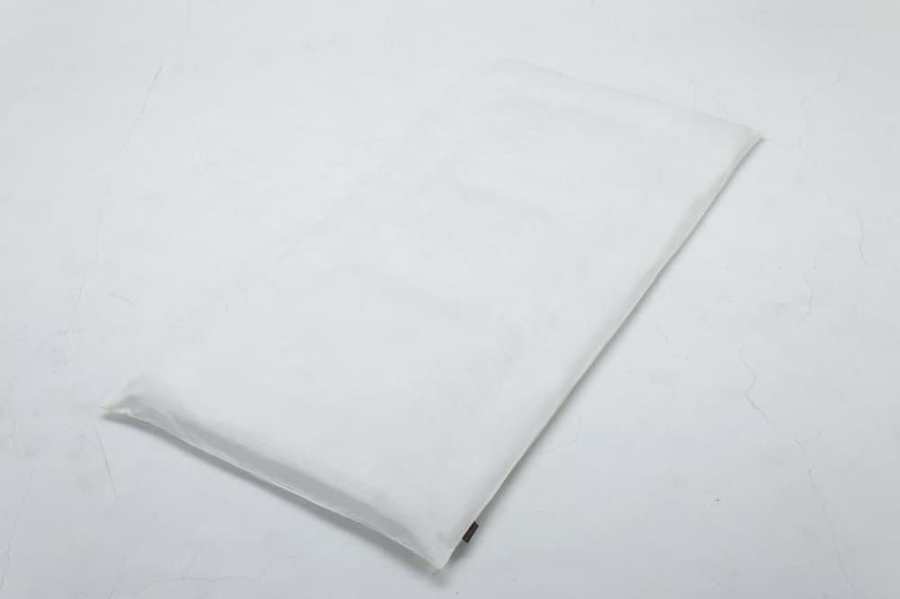 クレモナ(アンティーククホワイト)敷布団カバーD:綿100%で安心