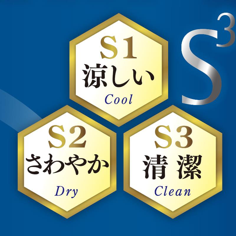 西川 トリプルS 敷きパット S ブルー(B)