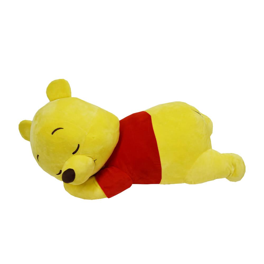 特大添い寝枕 プー:特大添い寝枕 プー