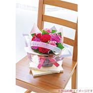 【母の日フラワーギフト】花束 「そのまま飾れるスタンディングブーケ」