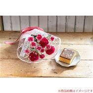 【母の日フラワーギフト】母の日花束・お菓子セット