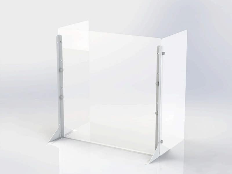 デスクトップパーティション用サイドパネル2枚PTS−PP3060:簡単に設置できるパーティションシリーズ