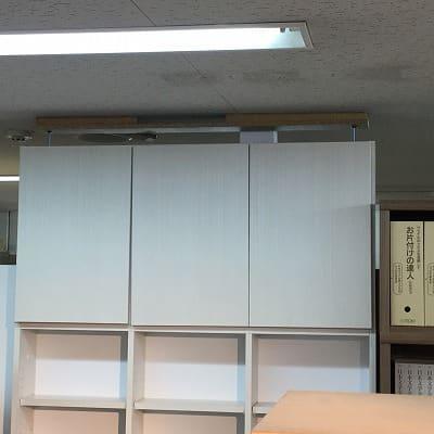 【草加店 展示特価品】 壁面収納 スリット