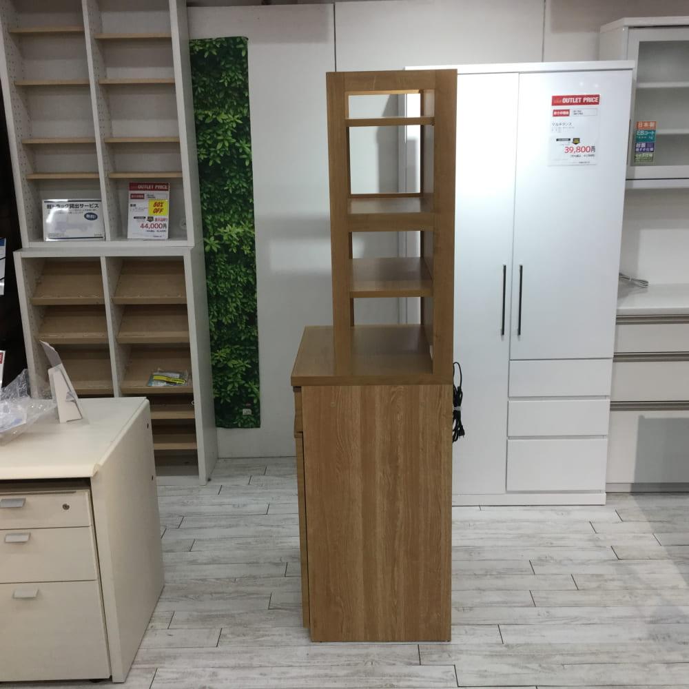 【草加店 展示特価品】 ダイニングボード タクト60-TD 板/扉