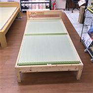 【草加店 展示特価品】  畳ベッド いこい フラット い草