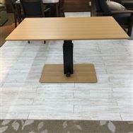 【草加店 展示特価品】  昇降テーブル ステップ120長方形 H