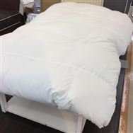 【足利店 展示特価品】羽毛布団 シングルロングサイズ モダールグース