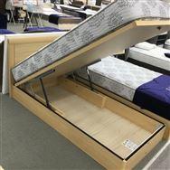 【越谷店 展示特価品】 シングルベッド(リフトアップ調湿オプション付)シエラ/5.5インチニューフィット