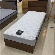 【越谷店 展示特価品】セミシングルベッド ネクストチョイスC3260引無/シルバー800