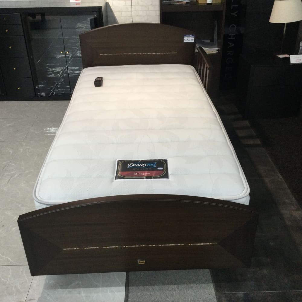 【和光店 展示特価品】 電動リクライニングベッド