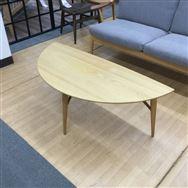 【荏田店 展示特価品】 リビングテーブル  ホワイトウッドWOT−184