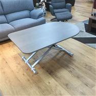 【海老名店 展示特価品】 昇降リビングテーブル XMW-LF-H125