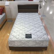 【葛西店 展示特価品】 シングルベッド 【フランスベッド】PWミュールDLX/PR70-06Cレッグ