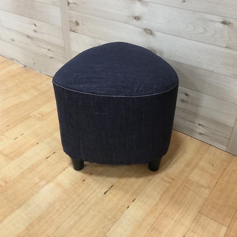 【葛西店 展示特価品】 スツール GB stool teardrop middle