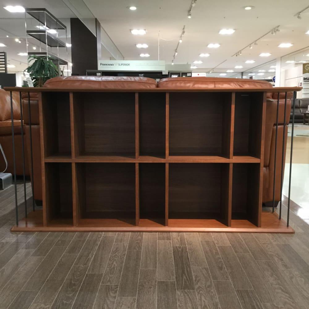 【葛西店 展示特価品】 シェルフ 【パモウナ】ARC-H160-WNH54