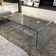 【葛西店 展示特価品】 リビングガラステーブル EC-101