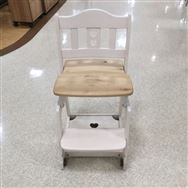 【ホームズ新川崎店 展示特価品】 学習木製チェア KM97-32GC132