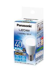 LED電球(直下) 【40W】【E17】 LDA4DHE17ESW2