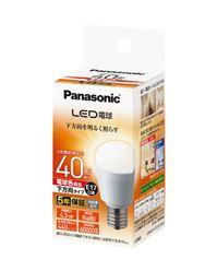 LED電球(直下) 【40W】【E17】 LDA4LHE17ESW2