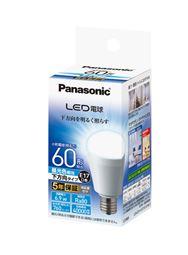 LED電球(直下) 【60W】【E17】 LDA7DHE17ESW2
