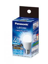 LED電球 広配光タイプ 【40W】【E17】 LDA4DGE17ESW