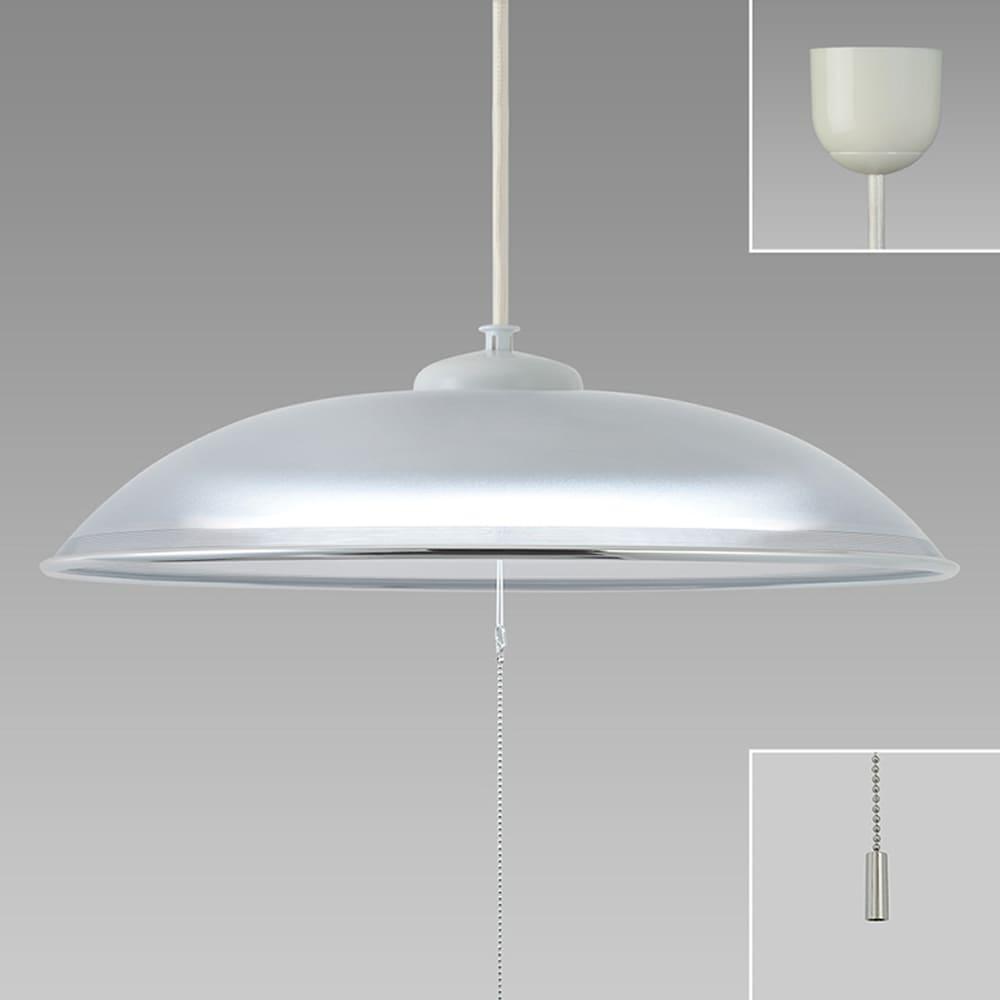 洋風LEDペンダント 【〜12畳対応】 HCDD1253−X:対応畳数区分の中で、明るさMAX スモーク樹脂セード