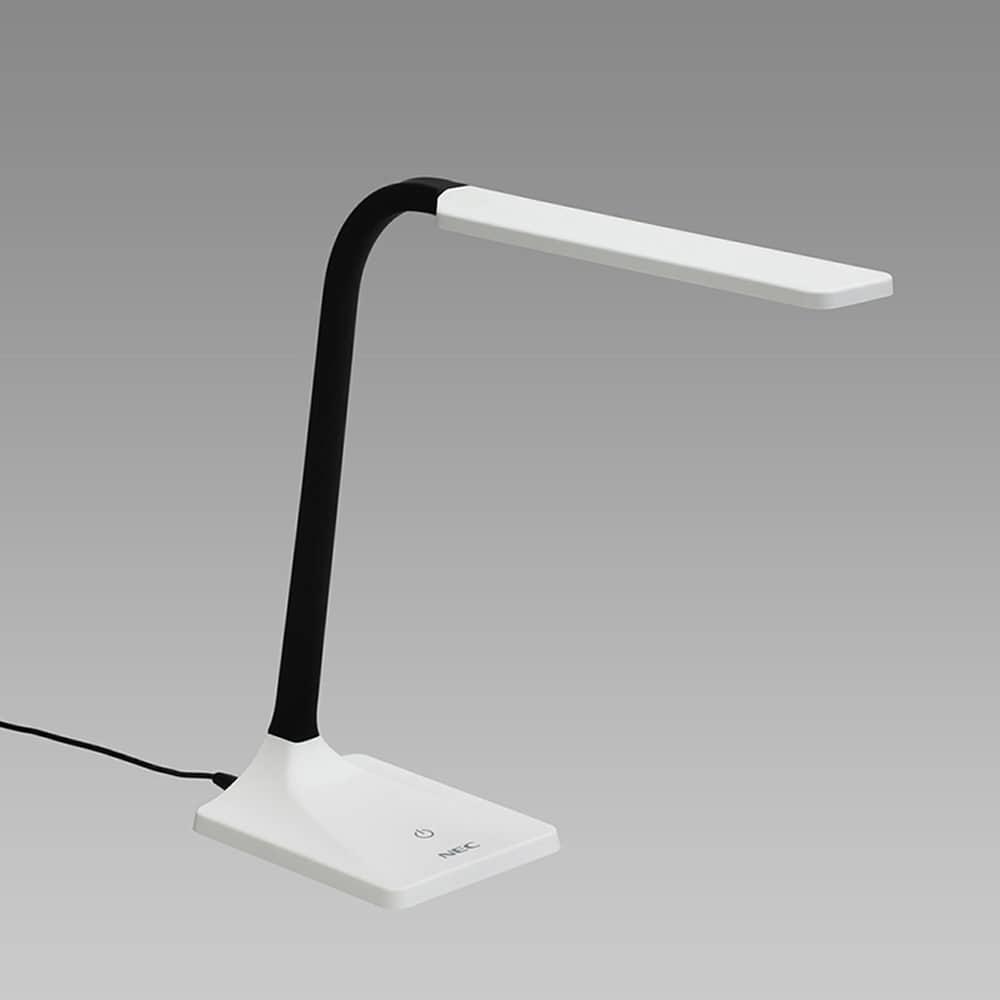 LEDスタンド HSD16022W−D12:A形相当 ブルーライト低減LED タッチセンサー
