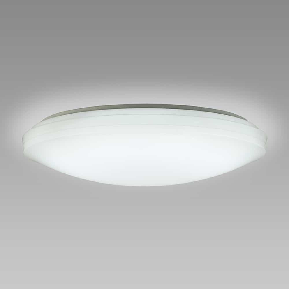 LEDシーリング 【〜12畳対応】 HLDC12208:かんたん留守タイマー付 畳数基準内で明るさMAX