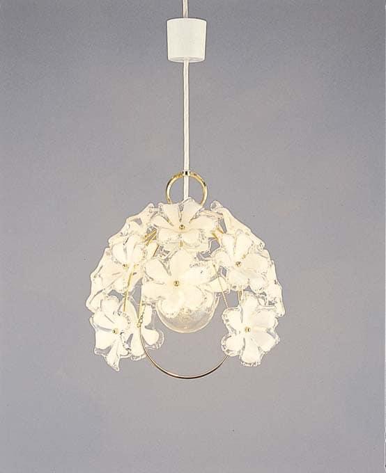 白熱ペンダント YKP−6798:人気の花びらデザイン