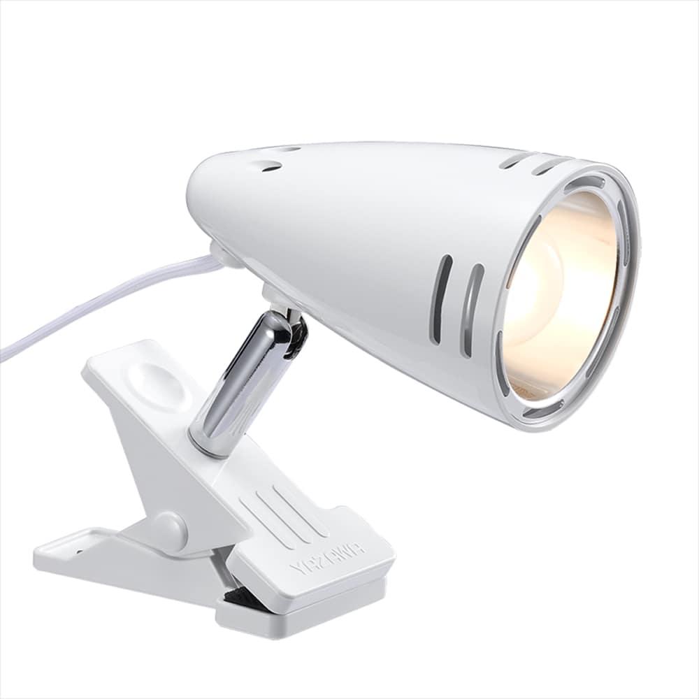 【電球別売り】クリップライト CLC40X01WH:電球別売り