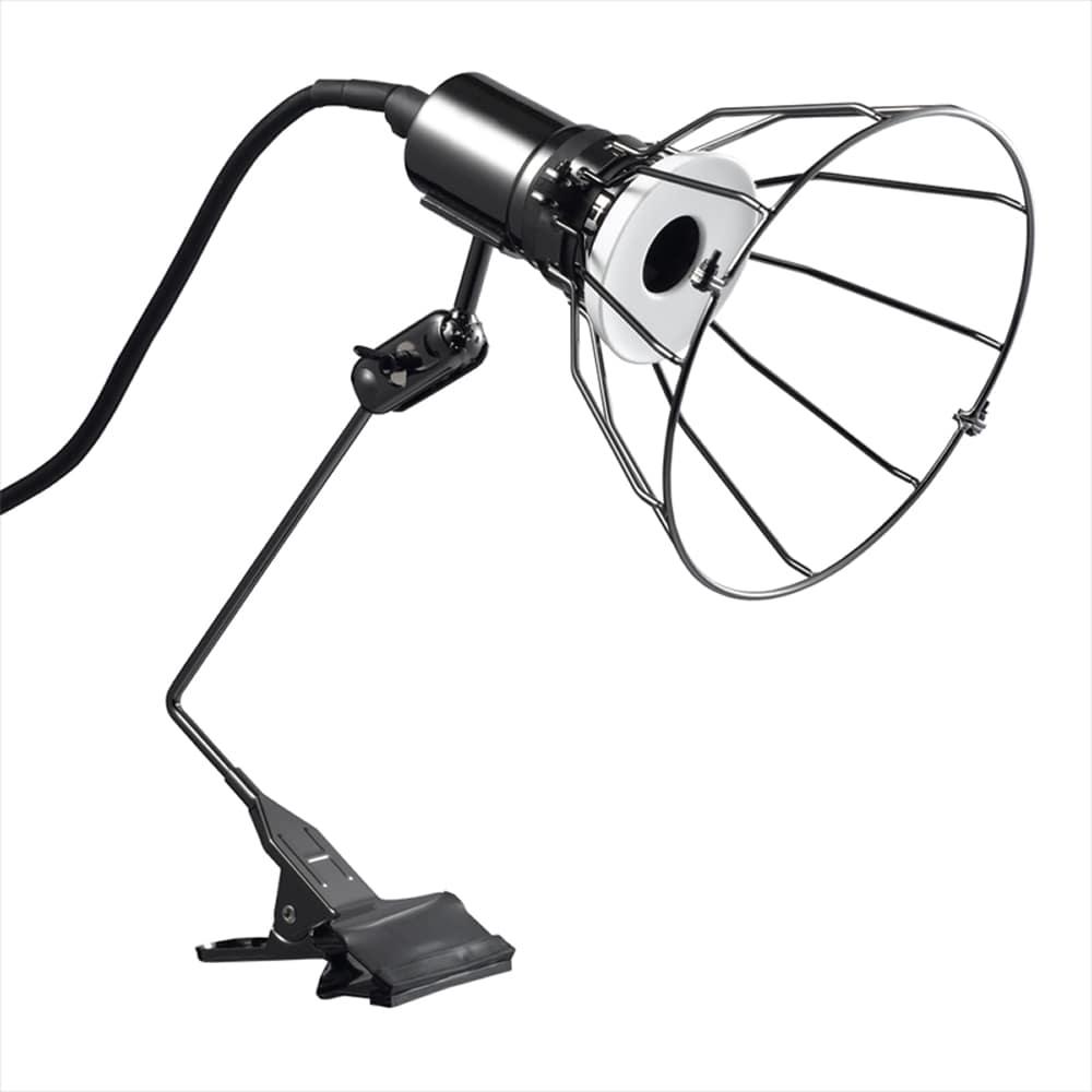 【電球別売り】防雨型クリップライト CWX150X04GM:防雨型 屋外におすすめ