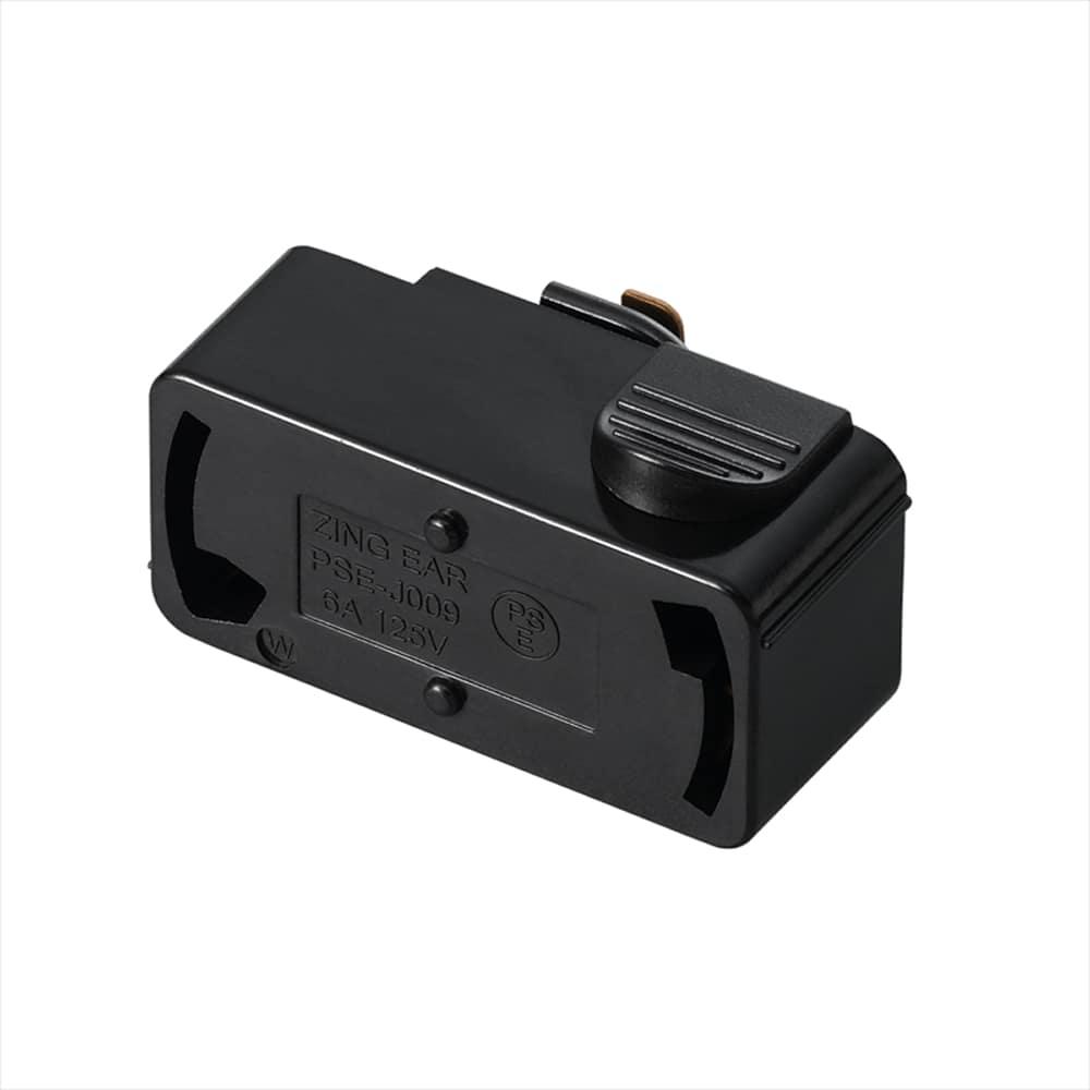 ライティングダクト用シーリングボディ SF7011BK:ライティングダクトからシーリングに転換できます
