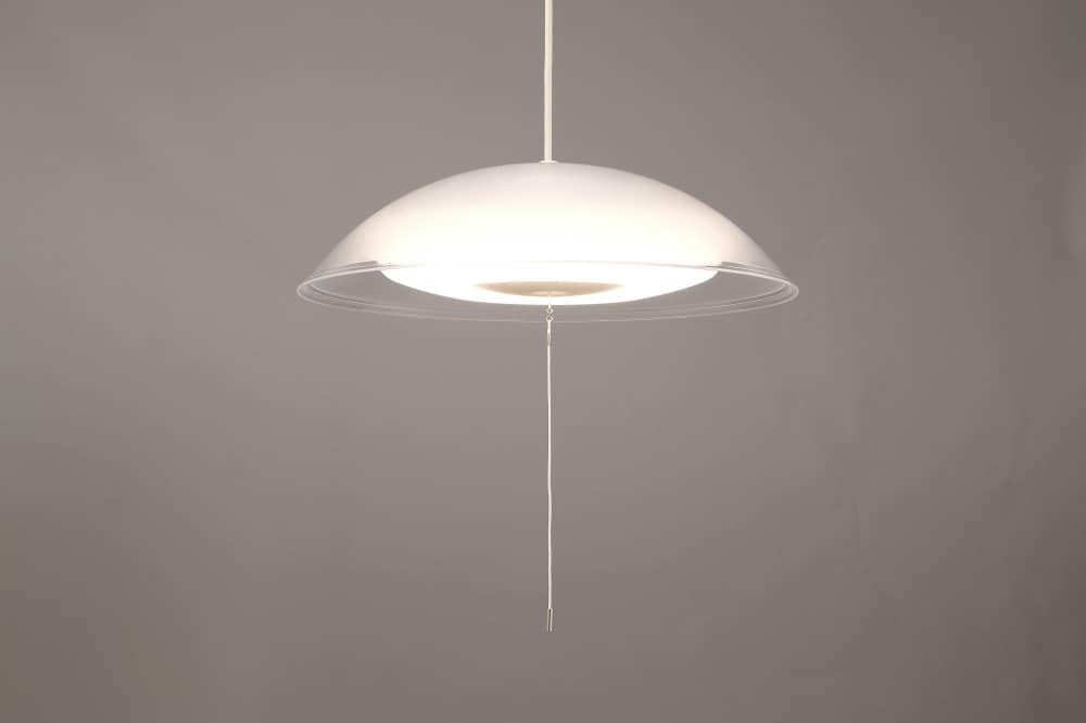 洋風ペンダントライト 【6〜8畳対応】 PLM8DL−YA:新技術採用でムラのない光り方を実現 天井まで光が広がる