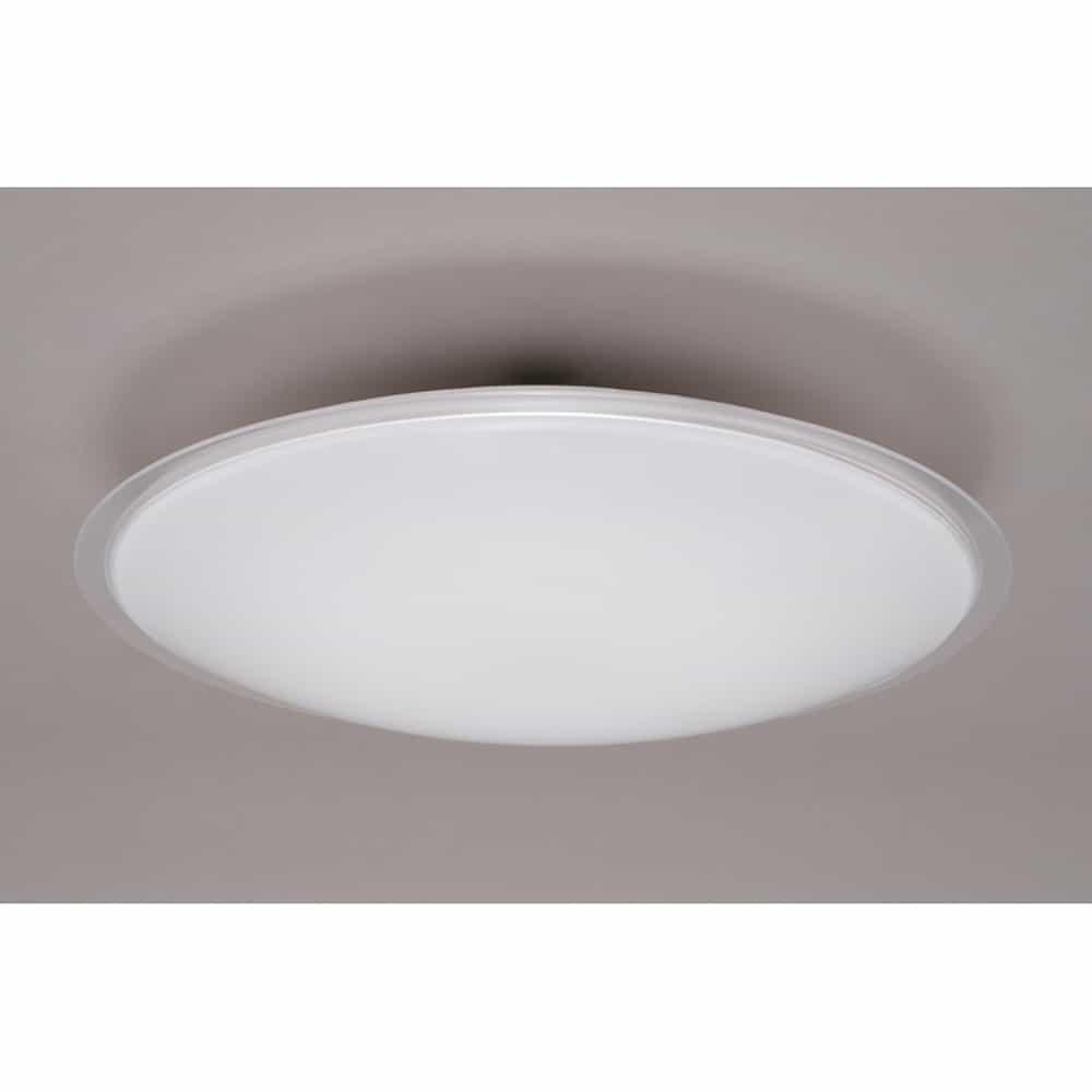 LEDシーリング クリアフレーム 14畳調色 【〜14畳対応】 CL14DL−5.1CF:新技術で明るいのにまぶしくない ムラのない美しい光でお部屋を明るく