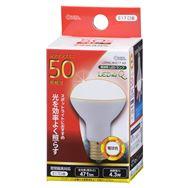LEDミニレフ球 【50W形】【E17】 LDR4L−W−E17 A9