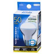 LEDミニレフ球 【50W形】【E17】 LDR4D−W−E17 A9