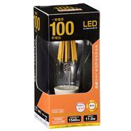 LEDクリア球 【100W形】【E26】 LDA12L C6